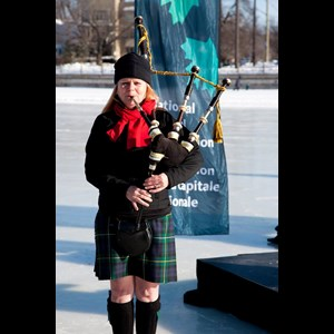 Ontario Bagpiper | Bethany Bisaillion