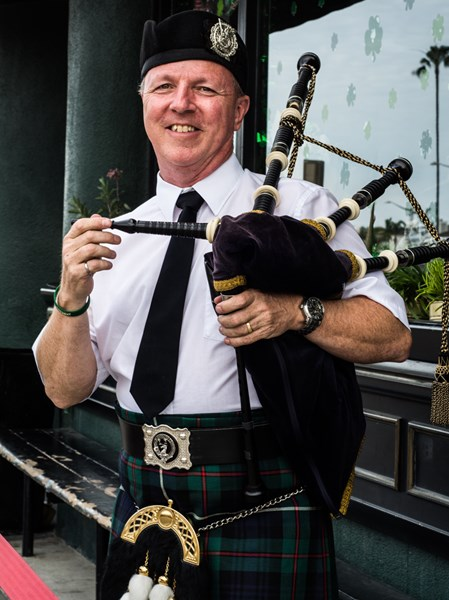 Stephen Wilkinson Highland Bagpiper - Bagpiper - Los Angeles, CA