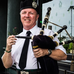 Los Angeles Bagpiper | Stephen Wilkinson Award Winning Bagpiper
