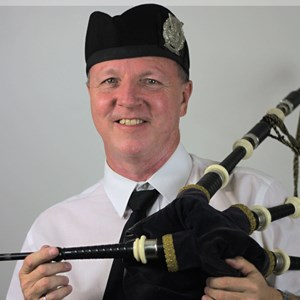 Huntington Beach Bagpiper | Stephen Wilkinson Los Angeles Bagpiper