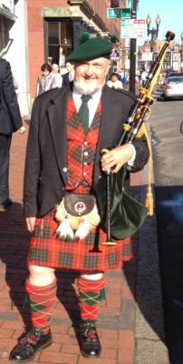 Bob Cameron, Piper | Braintree, MA | Bagpipes | Photo #1