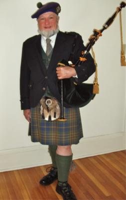 Bob Cameron, Piper | Braintree, MA | Bagpipes | Photo #11