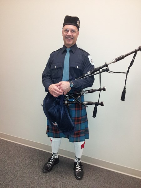 Dr. Bob Graham - Bagpiper - Grand Rapids, MI