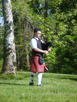 Dr. Bob Graham | Grand Rapids, MI | Bagpipes | Photo #1