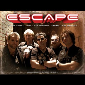 Escape - The Dallas Journey Tribute - Journey Tribute Band - Dallas, TX
