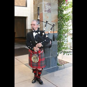 Phoenix Bagpiper | Pipe Major Leonard Wood