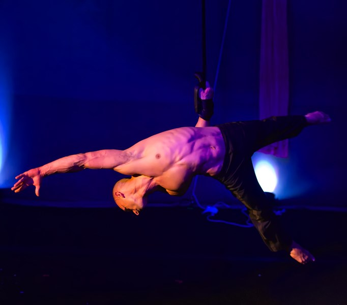 Aerial Revolution Entertainment - Circus Performer - San Diego, CA