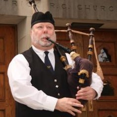 Maple Shade Bagpiper | Bill McEvoy - Bagpiper