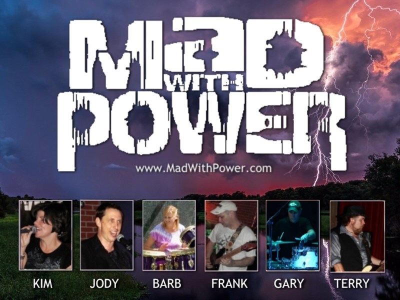 Mad With Power - Cover Band - Tampa, FL