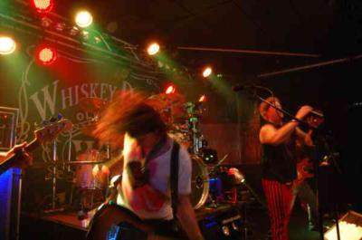 Whiskey Dolls | Birmingham, AL | 80s Band | Photo #2