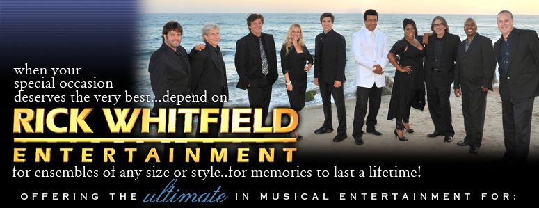 Rick Whitfield Entertainment - Variety Band - North Hollywood, CA