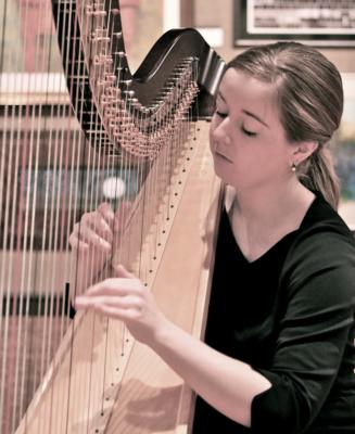 Mary Dicken | Newburgh, IN | Harp | Photo #3