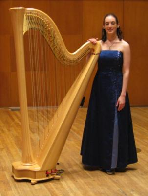 Lisa Lamb - Silver Wings Music | Austin, TX | Harp | Photo #10