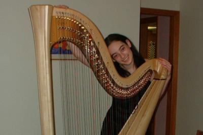 Lisa Lamb - Silver Wings Music | Austin, TX | Harp | Photo #8