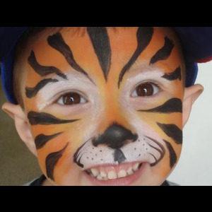 North Carolina Face Painter | Palette N Brush Arts