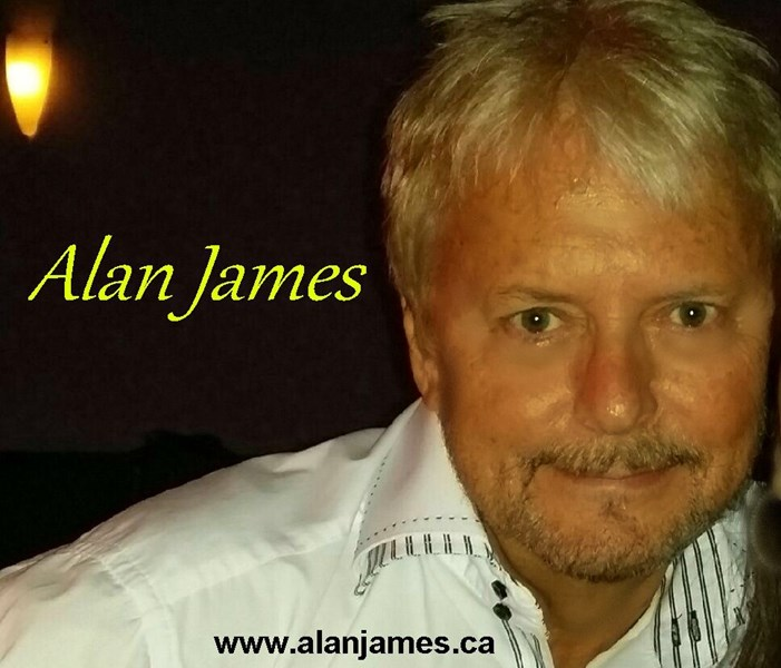The Alan James Project - Cover Band - Red Deer, AB
