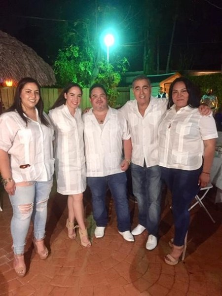 Havana night party Coral Gables FL