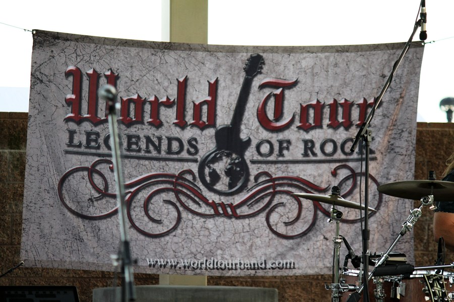 World Tour- Legends of Rock