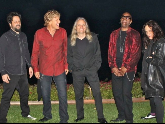 World Tour-Legends of Rock - Classic Rock Band - Huntington Beach, CA