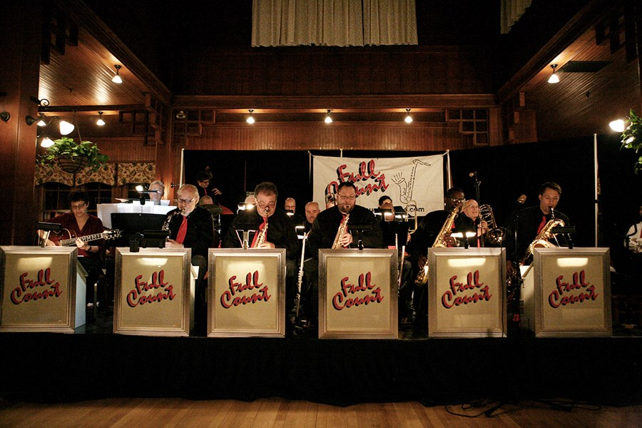The Full Count Big Band - Variety Band - Roselle Park, NJ