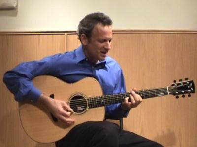 David Landon | Berkeley, CA | Acoustic Guitar | Photo #4