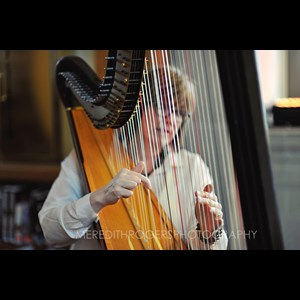 New Paris Pianist | Beth Paré, Harpist