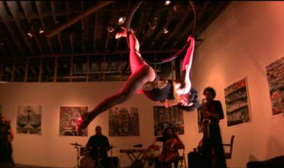 Sadie Hawkins | Atlanta, GA | Circus Act | Photo #15