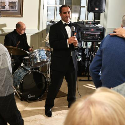 I'LL BE FRANK! - The Very Best of Sinatra | Hillsborough, NJ | Frank Sinatra Tribute Act | Photo #13