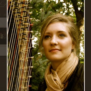 Lexington Harpist | Prentiss Elisabeth Kendall