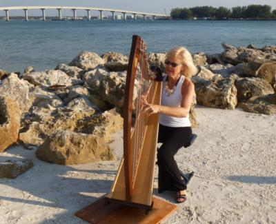 Sara Sterling Ansley | Tampa, FL | Harp | Photo #6