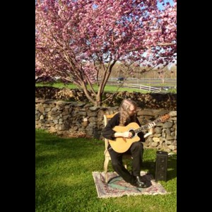 Stafford Acoustic Guitarist | Matthew Mills