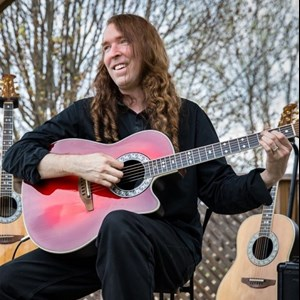 Shenandoah Junction Acoustic Guitarist | Matthew Mills