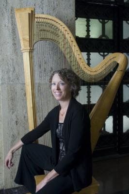 Rebecca Kauffman | Burlington, VT | Harp | Photo #2