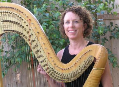 Rebecca Kauffman | Burlington, VT | Harp | Photo #1