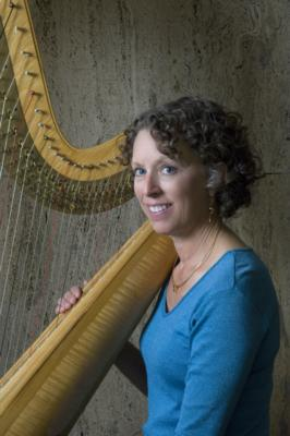 Rebecca Kauffman | Burlington, VT | Harp | Photo #4