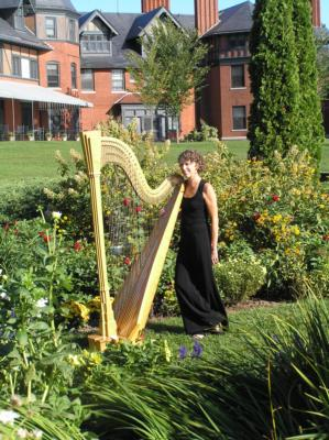 Rebecca Kauffman | Burlington, VT | Harp | Photo #5