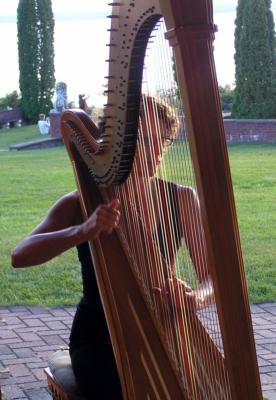 Rebecca Kauffman | Burlington, VT | Harp | Photo #6