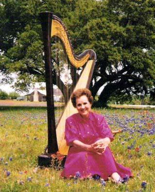 Louise Trotter, Harp soloist,classical and pop | Houston, TX | Harp | Photo #4