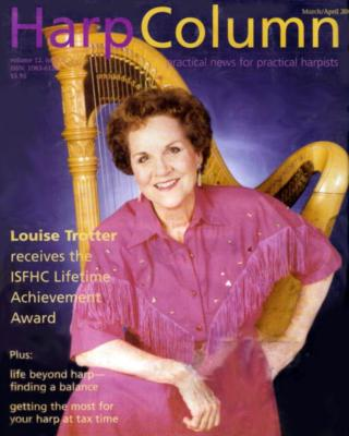 Louise Trotter, Harp soloist,classical and pop | Houston, TX | Harp | Photo #2