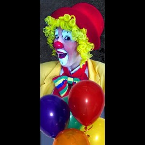 East Lynn Singing Telegram | Recyle Smiles Ent. - Patches The Clown