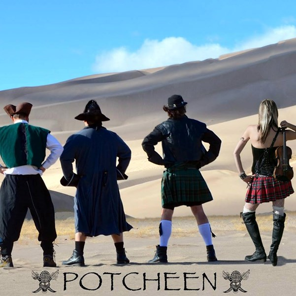 Potcheen - Celtic Band - Denver, CO