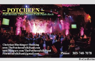 Potcheen | Arvada, CO | Irish Band | Photo #11