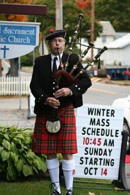 Jerry Cashion-professional bagpiper | Queensbury, NY | Bagpipes | Photo #10