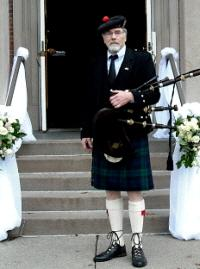 Jerry Cashion-professional bagpiper | Queensbury, NY | Bagpipes | Photo #1