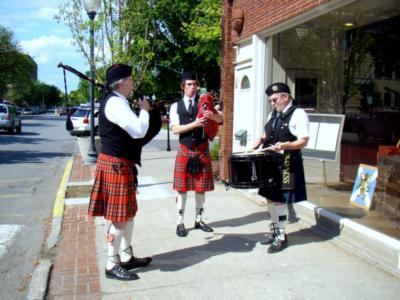 Jerry Cashion-professional bagpiper | Queensbury, NY | Bagpipes | Photo #6