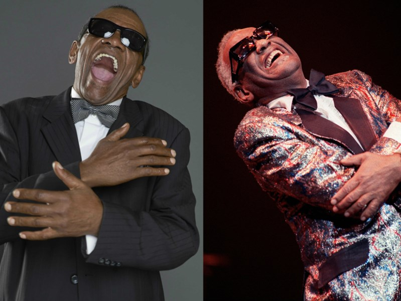Ray Charles Impersonator / Frank Sinatra Tribute - Frank Sinatra Tribute Act - San Jose, CA
