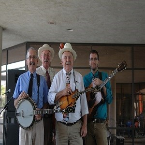 West Union Bluegrass Band | The Muleskinner Band