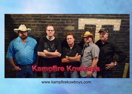 Kampfire Kowboys - Country Band - Saint Charles, IL