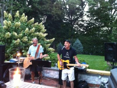 A Night Out with Art and Vito  | Darien, CT | Cover Band | Photo #3