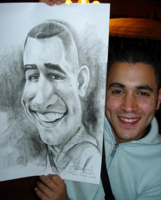 Dan Almariei | Saint Petersburg, FL | Caricaturist | Photo #17